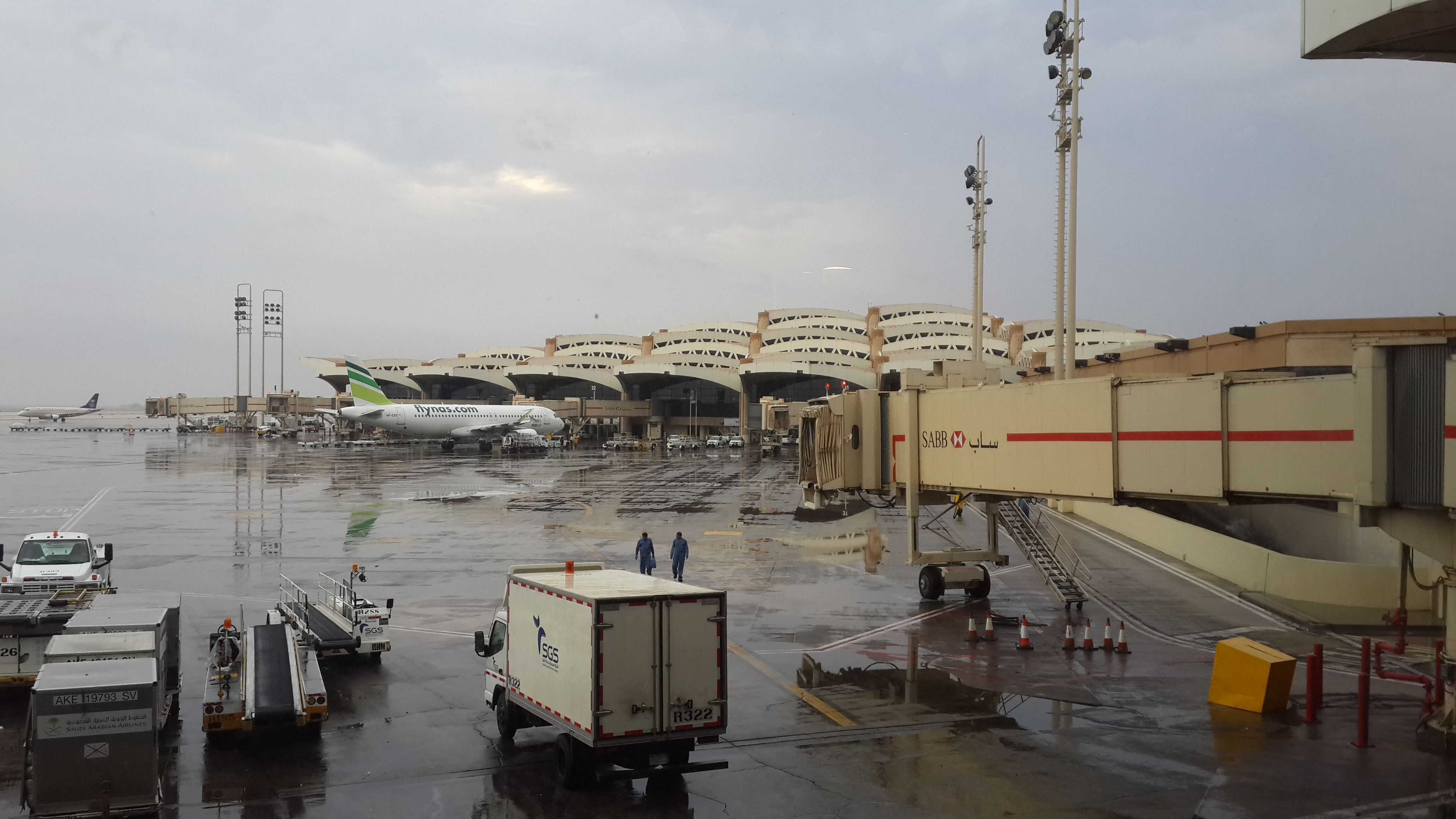 Eurescape – Part 3: Review of Saudia Airlines and Layover ...